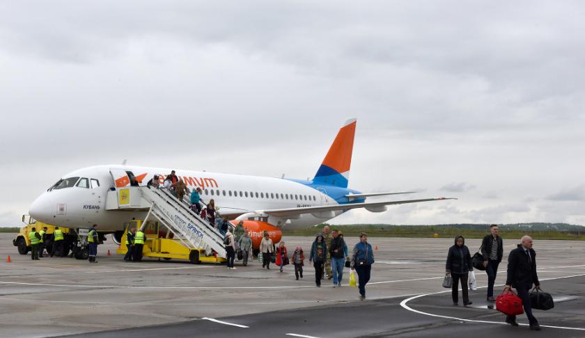 Началась продажа билетов на авиарейсы из Брянска в Волгоград