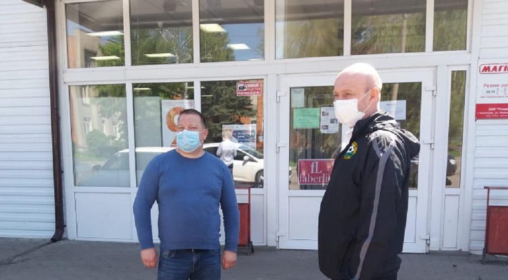 В Выгоничском районе прошел очередной рейд по магазинам
