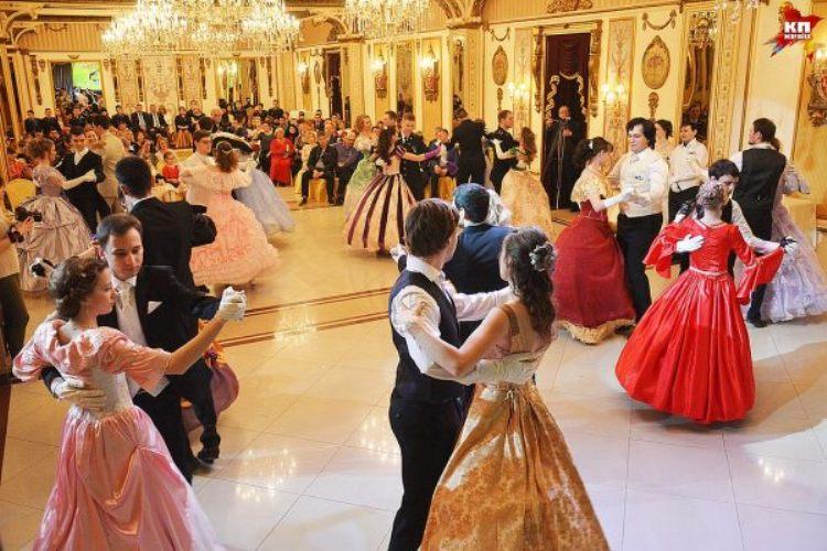 В Брянске определились с датой проведения Тургеневского бала