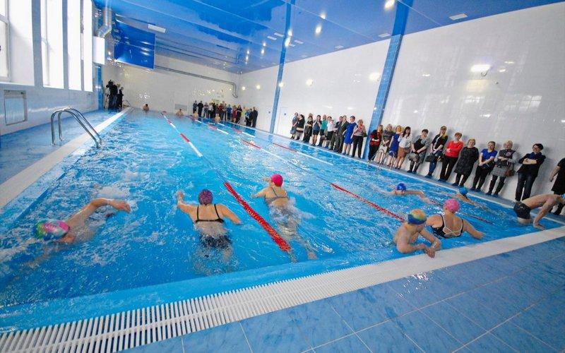 В Севске построят бассейн