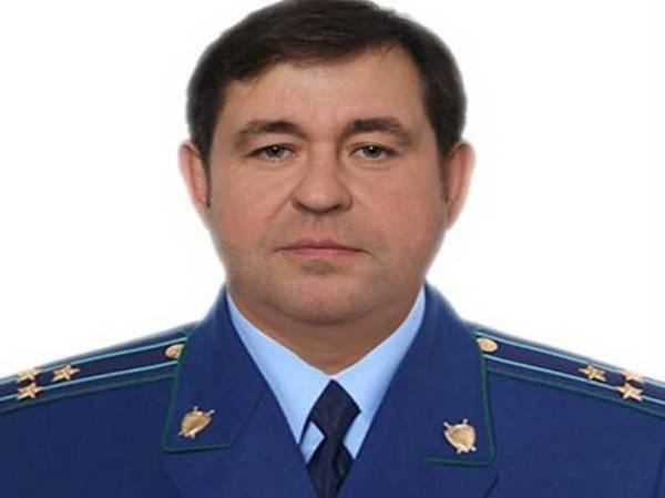 Ушел из жизни прокурор Погарского района Сергей Щербаков
