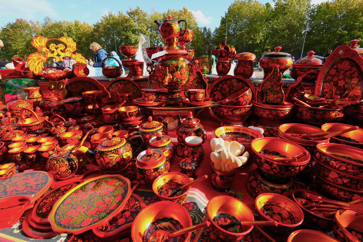 Подведены итоги ярмарки «Брянск — город мастеров»