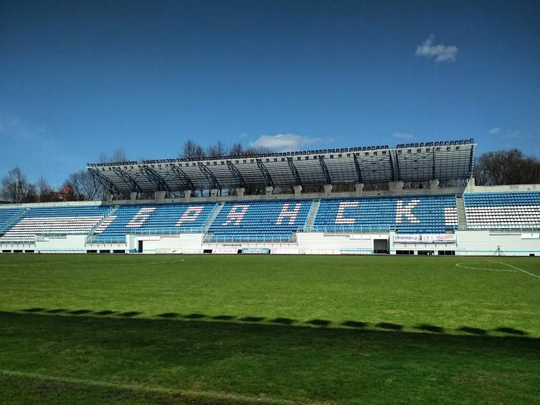 В Брянске ограничат движение из-за футбольного матча