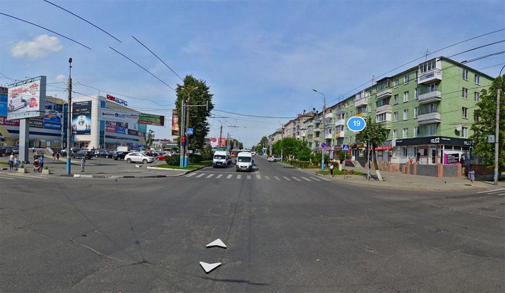 На улице III Интернационала в Брянске появится новое освещение