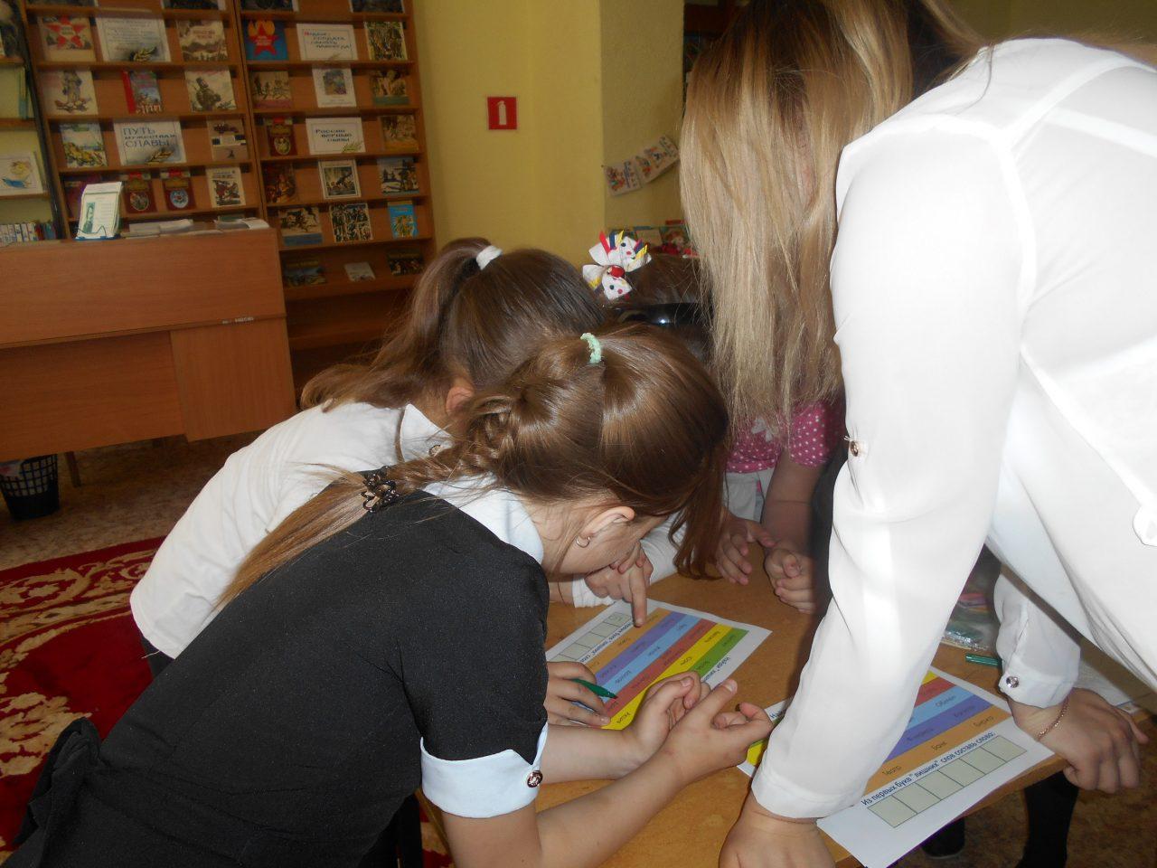 Первые шаги вмир финансов сделали брянские школьники