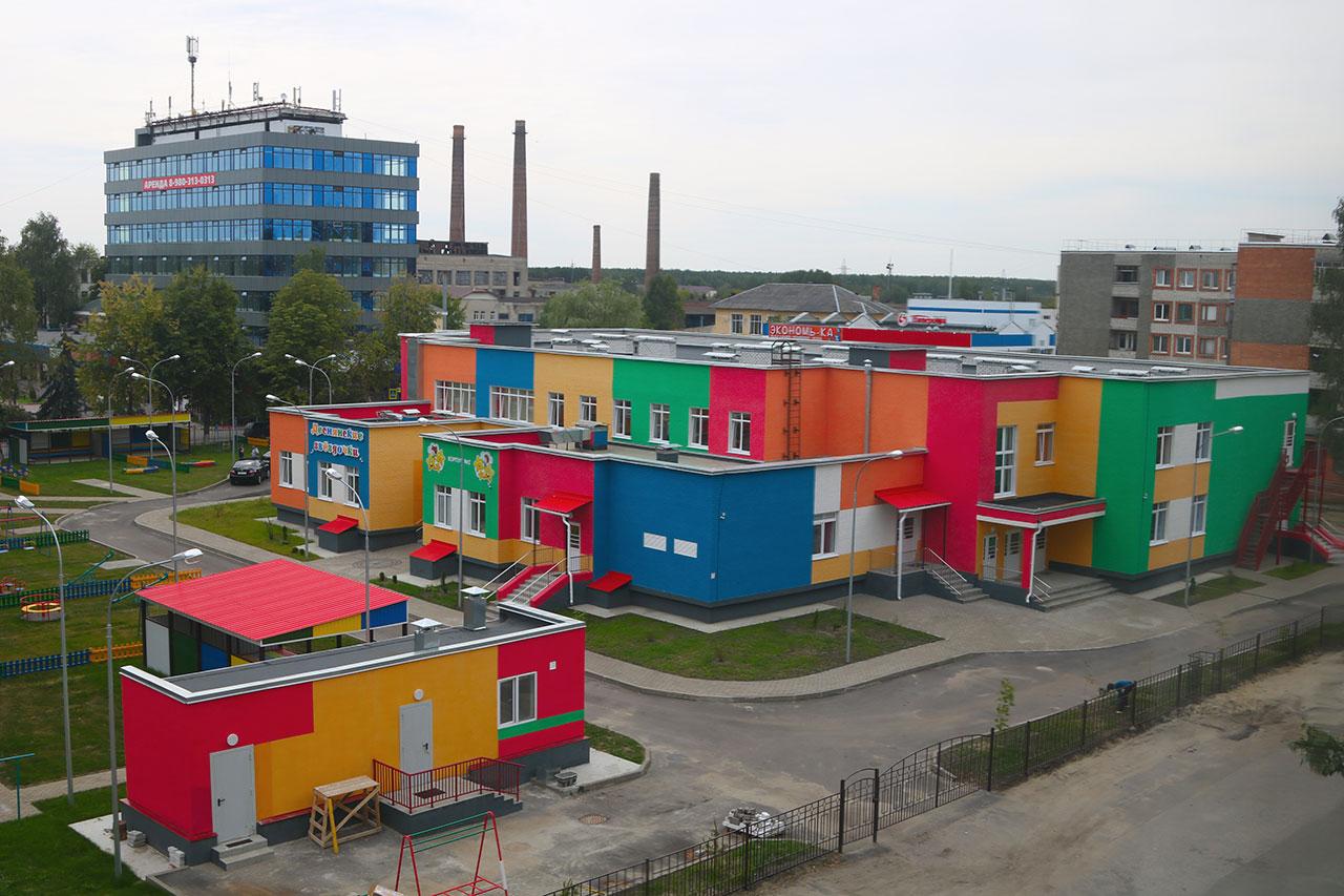 В Брянске открыли второй корпус детсада «Деснянские звёздочки»