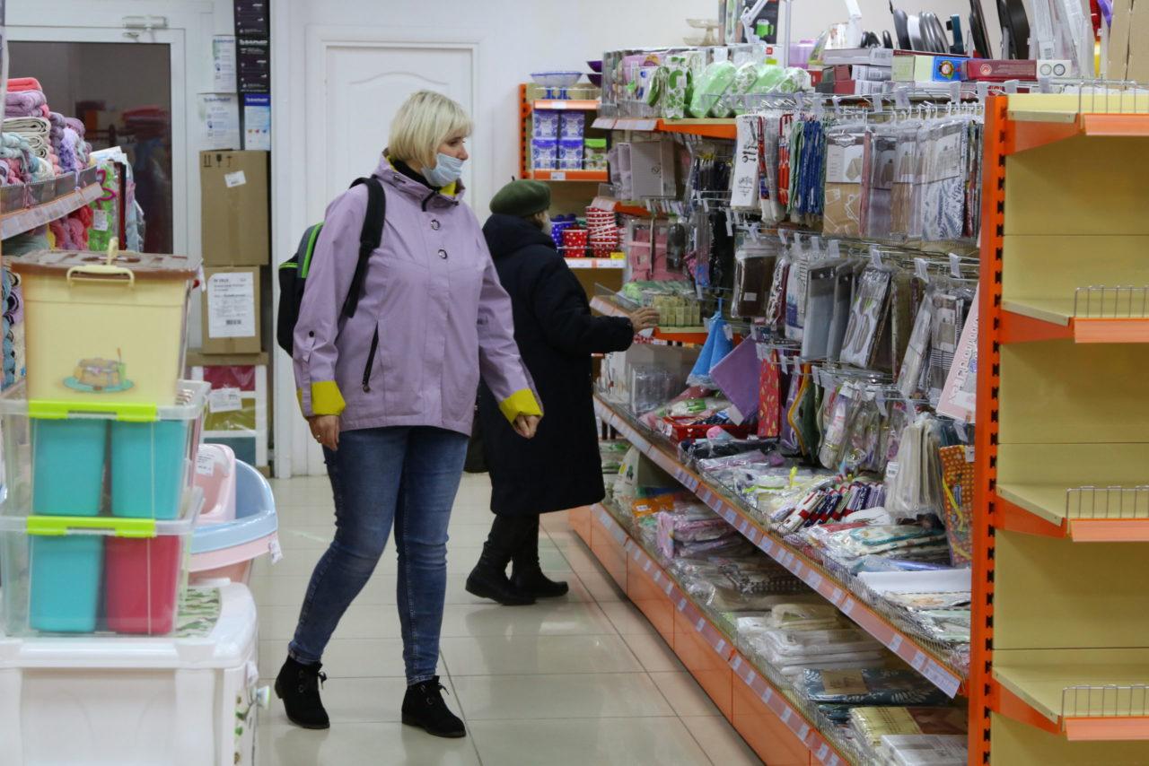 В Брянске за несоблюдение масочного режима составили 52 протокола