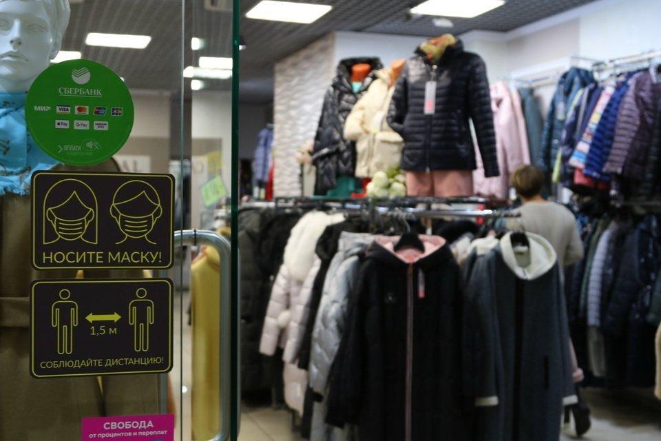 Перед Новым годом в Брянске увеличилось количество нарушителей масочного режима