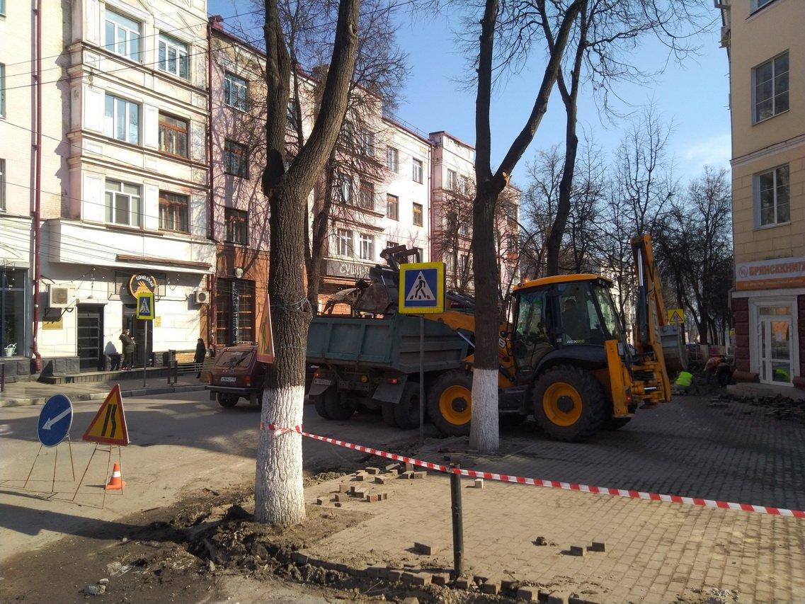 В Брянске перекроют улицу Фокина