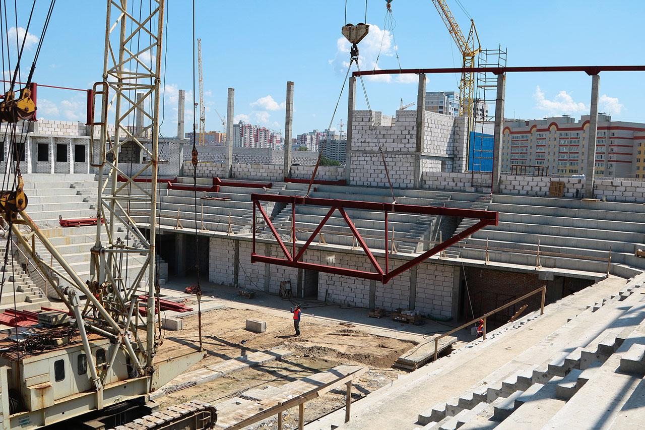 В Брянске Дворец единоборств построят до ноября 2021 года