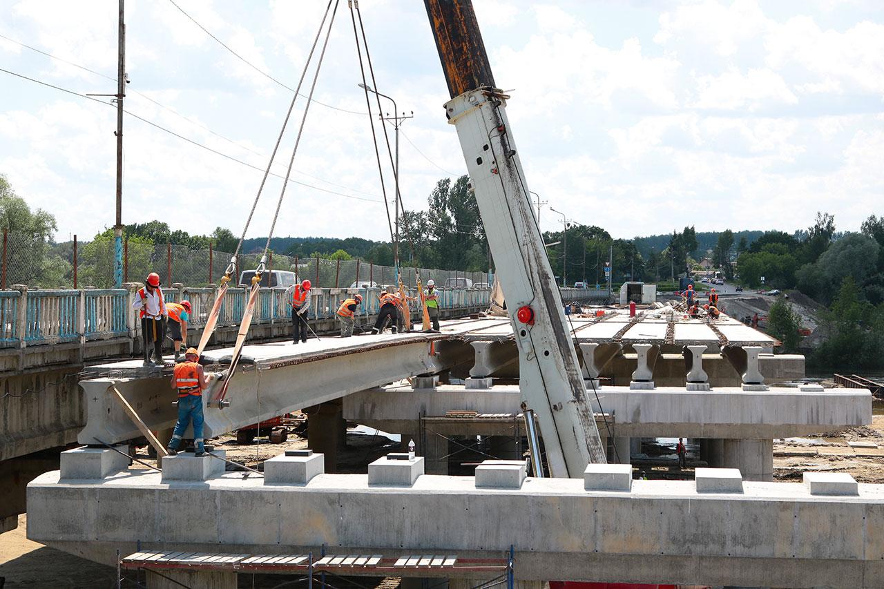 Движение по новому Литейному мосту в Брянске откроют 20 августа