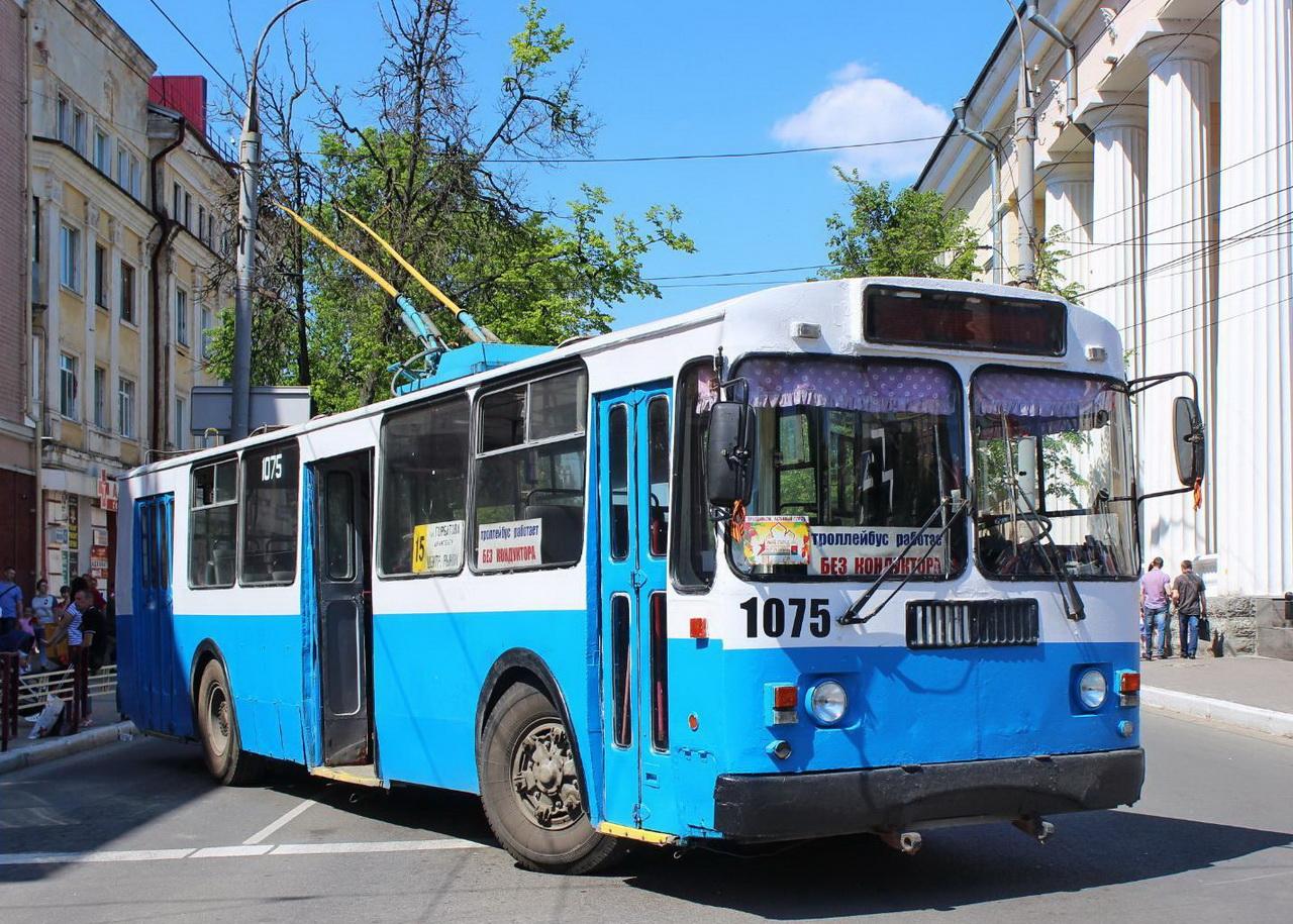 В Брянске рассказали о работе автобусов и троллейбусов в День города