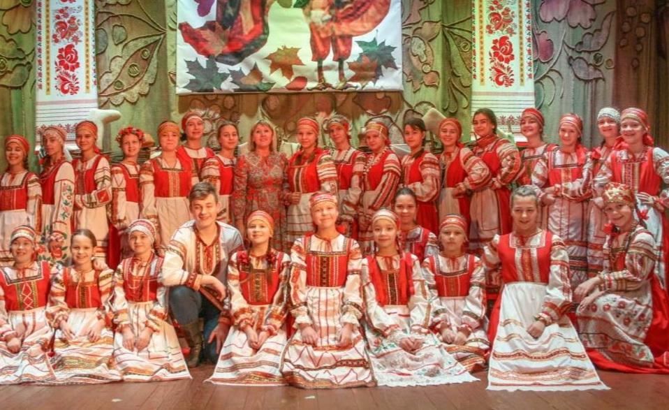 Брянская «Зарянка» стала лауреатом международного фестиваля