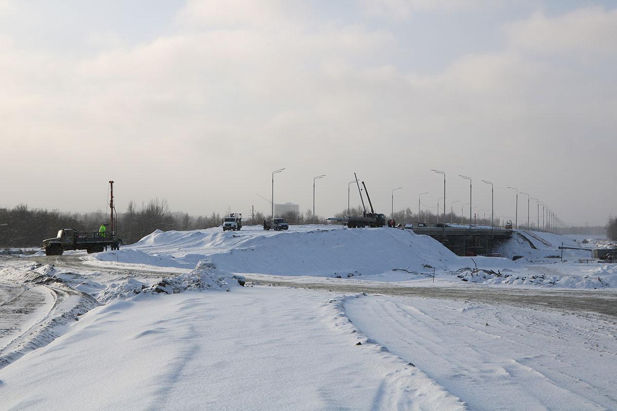 На дороге Брянск-I — Брянск-II сделают второе разворотное кольцо
