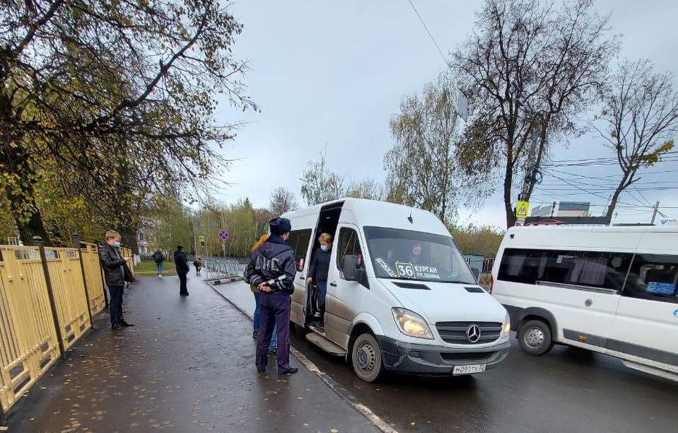 В Брянске на выходных составили 70 протоколов за нарушение масочного режима