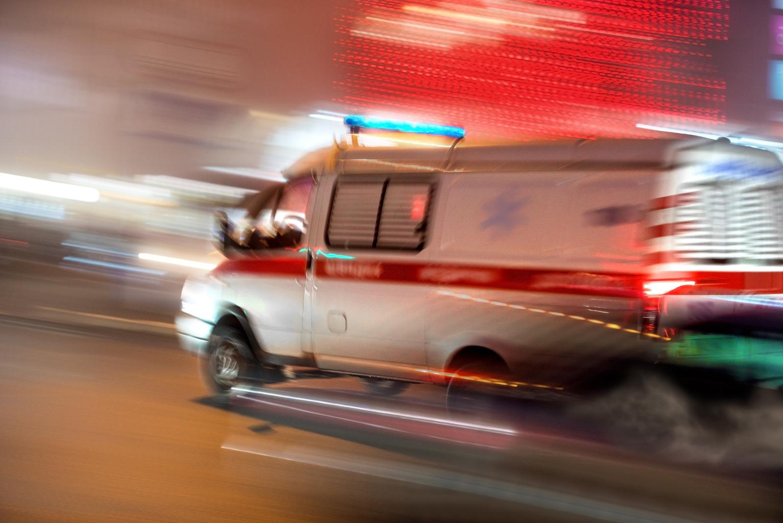 В Клинцах разбились иномарки: ранена 33-летняя женщина