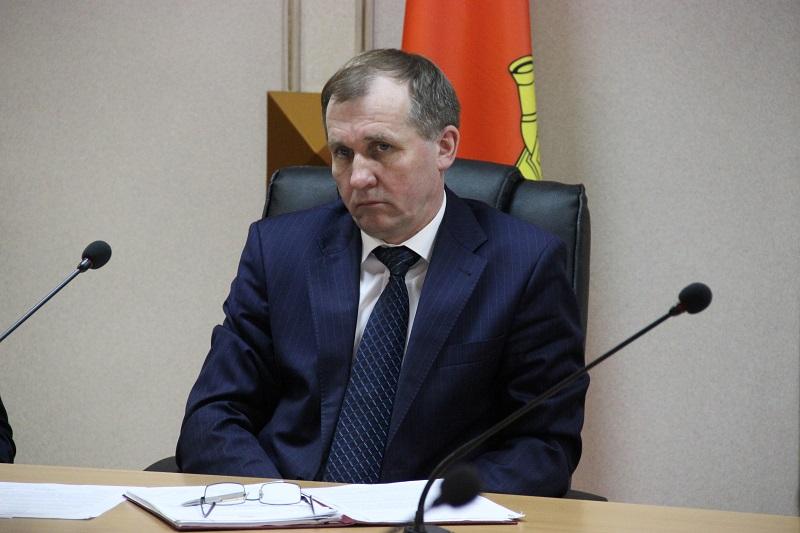 Мэр Брянска Макаров прокомментировал задержание чиновника Дениса Шарова