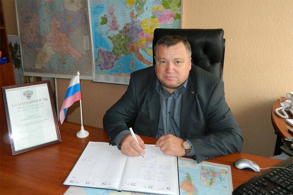 Жуковский район Брянской области возглавил Владимир Латышев