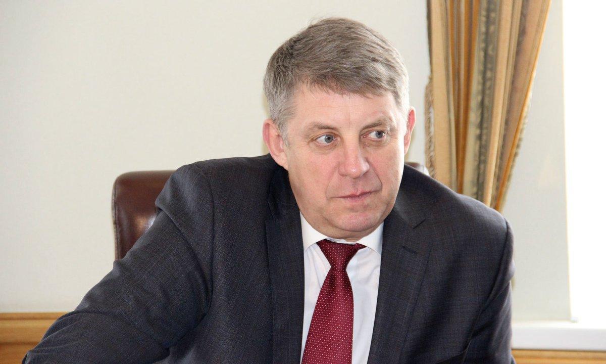 В сводном рейтинге глав регионов брянский губернатор занял 13 место