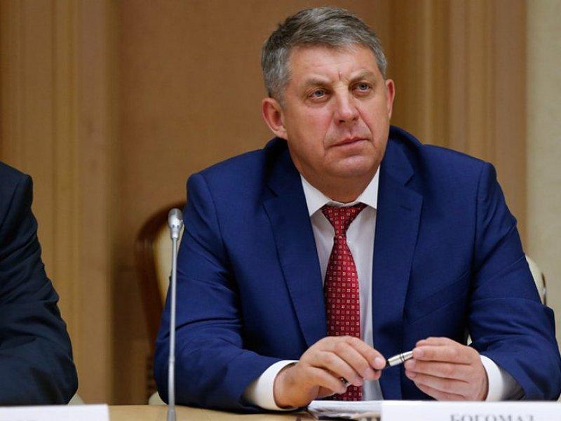 Брянский губернатор подписал постановление о продлении нерабочих дней