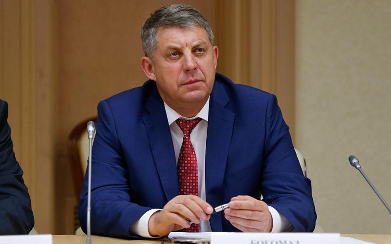 Брянский губернатор занял 18 место в народном рейтинге