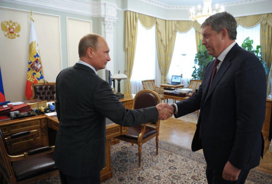 Владимир Путин отметил успехи в развитии Брянской области