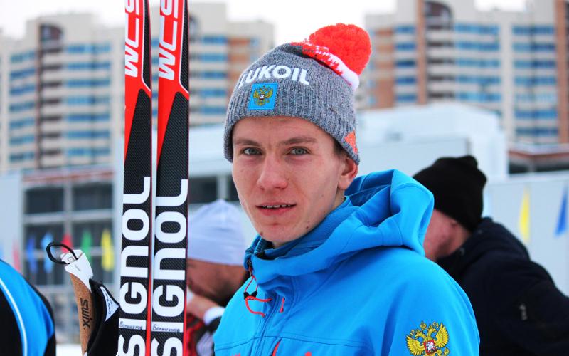 Брянский лыжник Александр Большунов завоевал серебро в Швеции