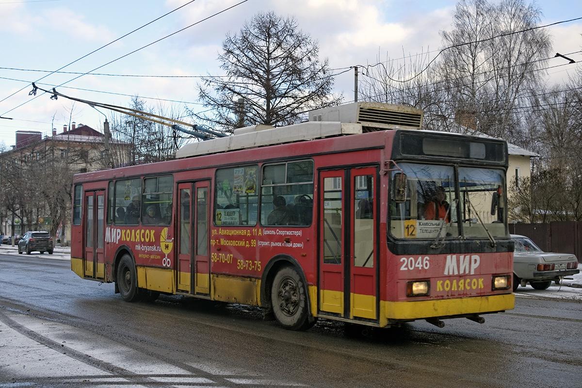 В Брянске муниципальным общественным транспортом заменят отмененные маршрутки