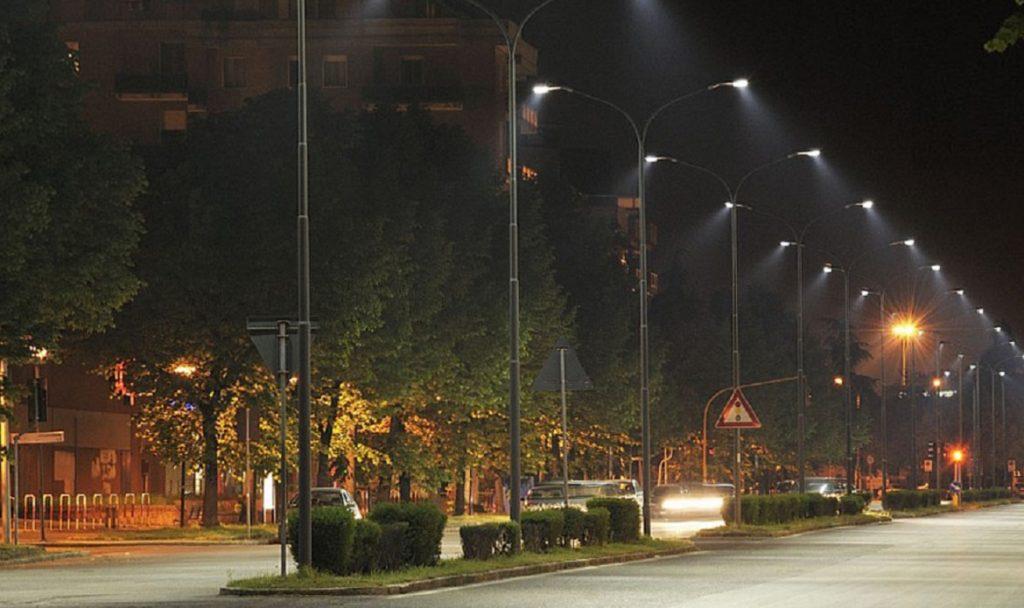 Новые линии освещенияпоявятся в Брянске на улицах Шоссейной и Сталелитейной