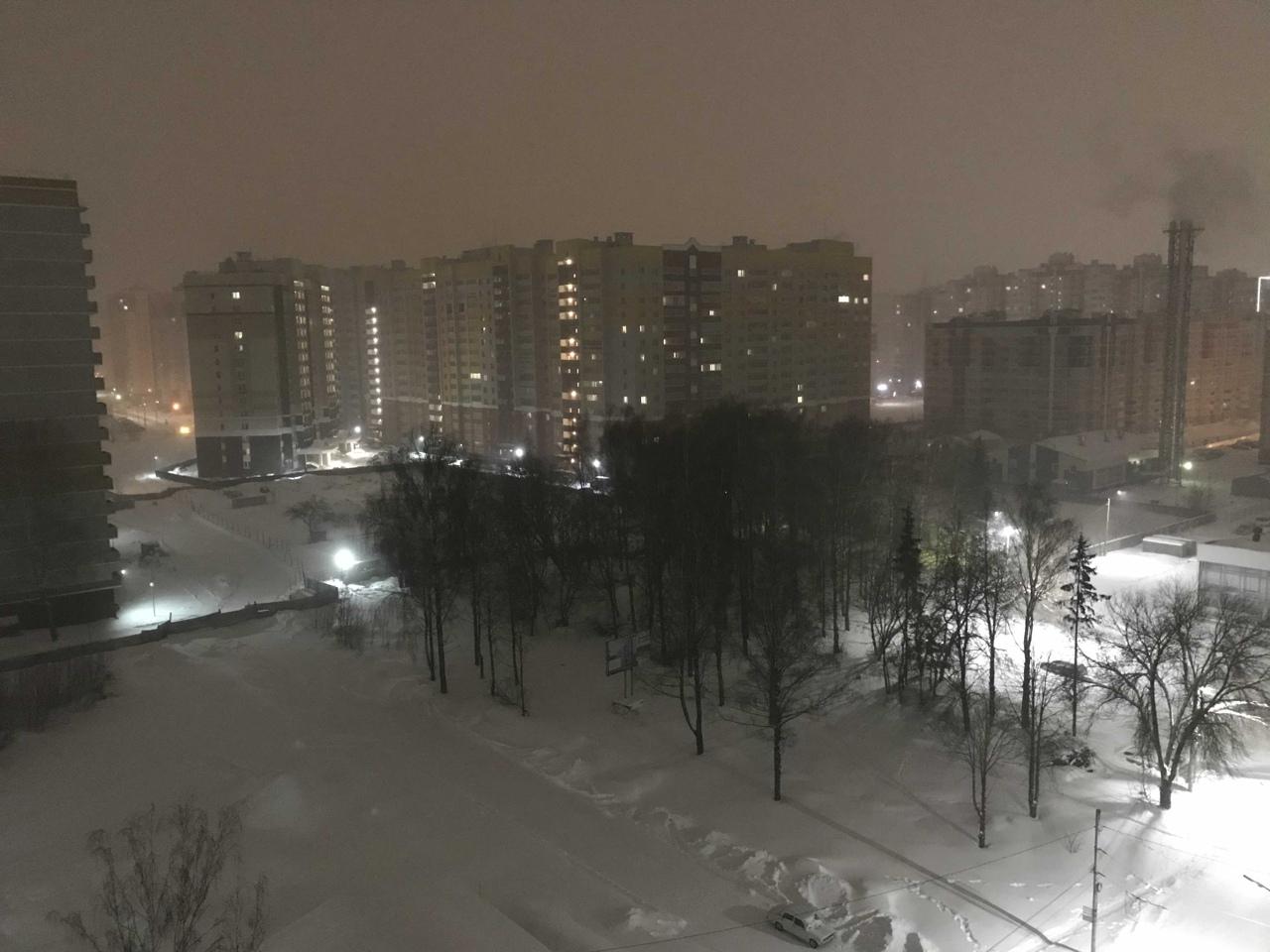 В Брянске из-за снегопада выросли цены на такси