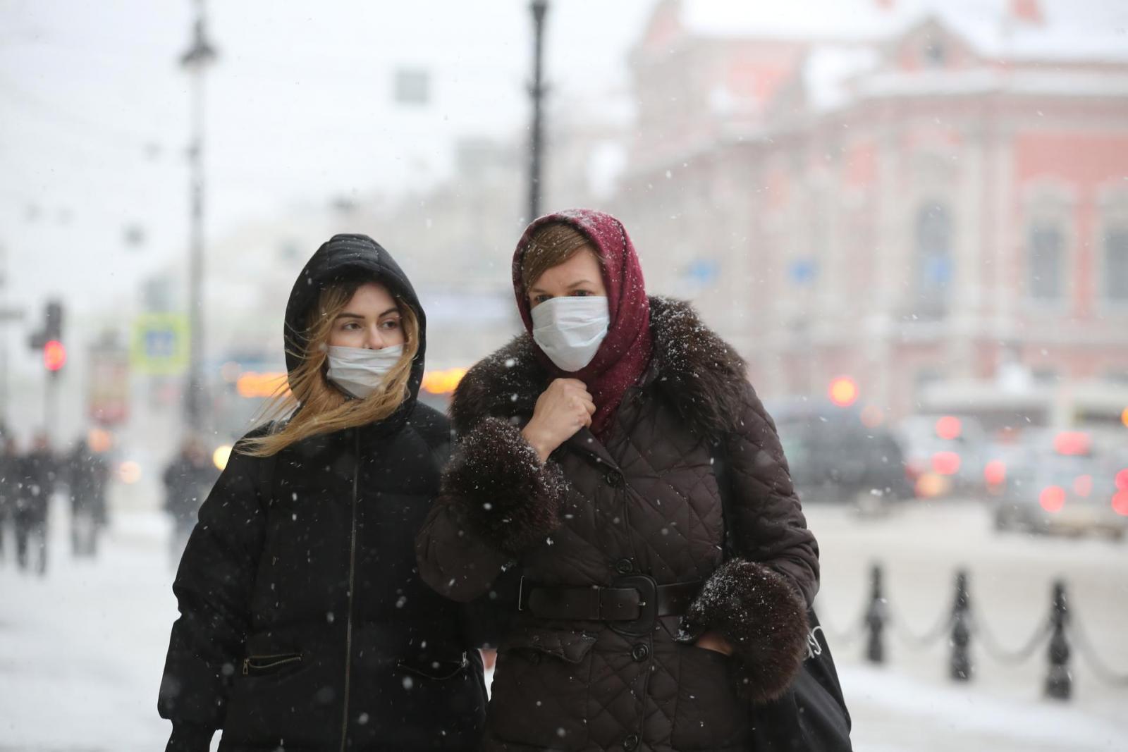 Коронавирусом чаще всего в Брянской области болеют пенсионеры и неработающие