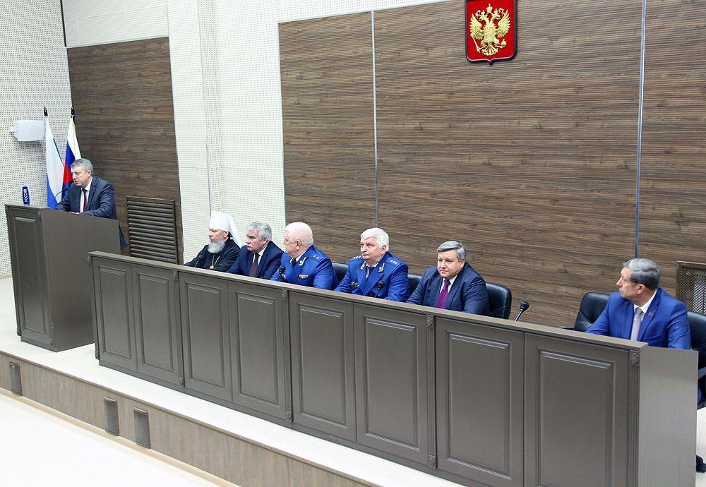 В Брянске сегодня состоялся прием генпрокуратуры