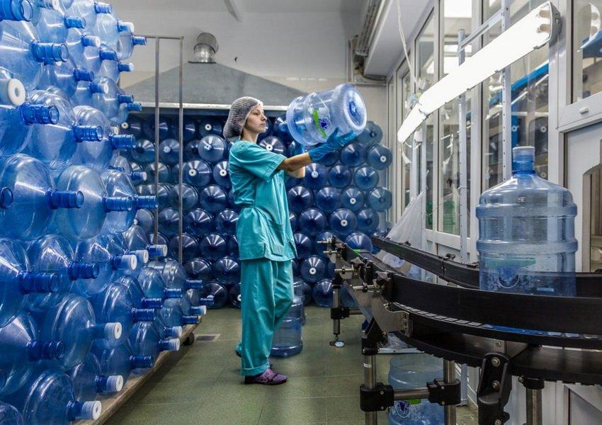 Брянская прокуратура поймала 9 фирм на нарушениях при производстве воды