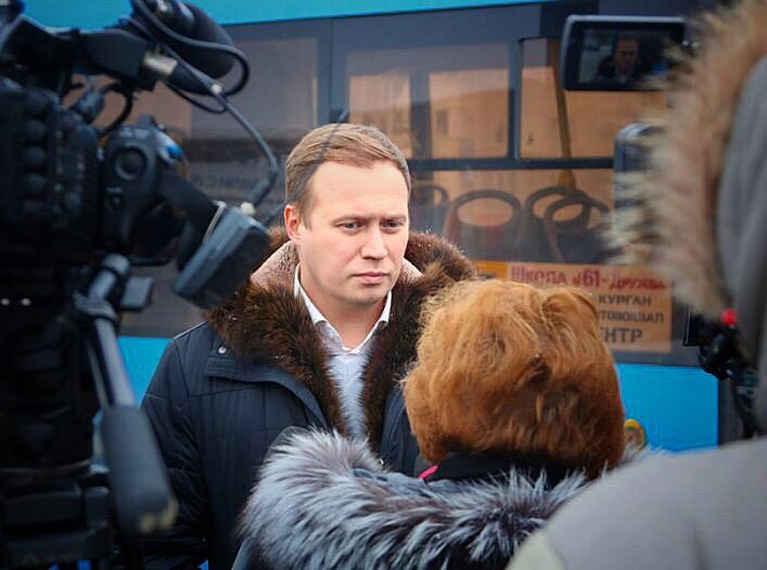 Брянский чиновник Чубчиков назвал маршрутки пережитком прошлого