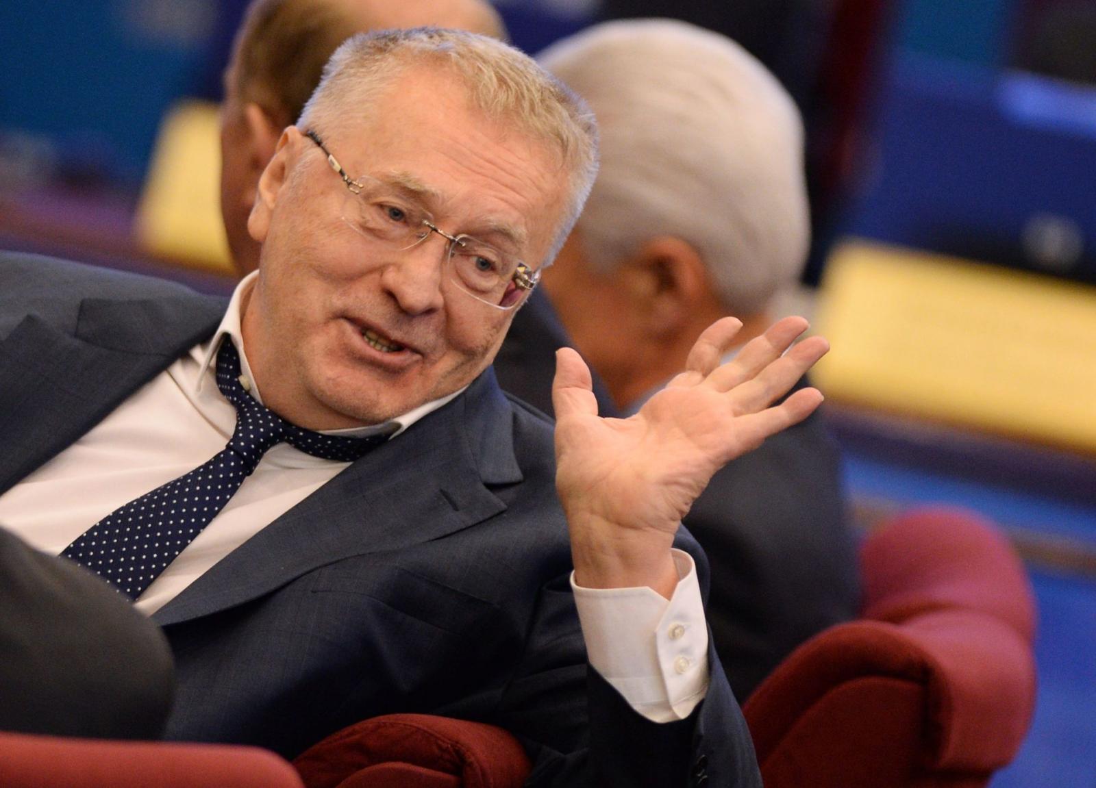 Оптимистично: Жириновский считает, что в финале Россия встретится сАнглией