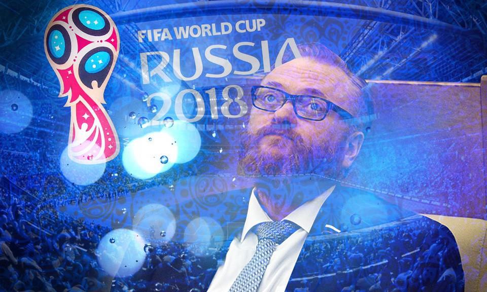 Всем гулять! Милонов обещал дополнительные выходные вовремя ЧМ-2018