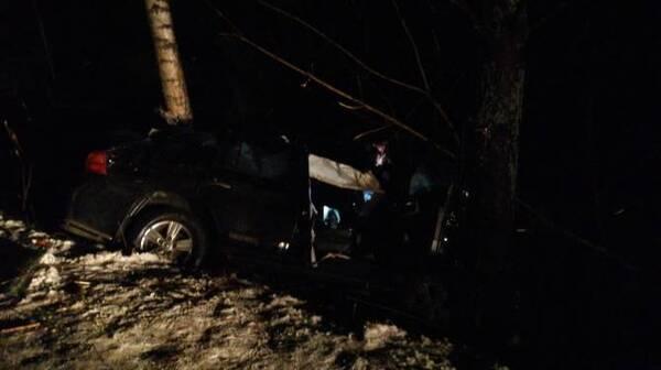 57-летний пассажир госпитализирован после ДТП с погибшим директором ГДК