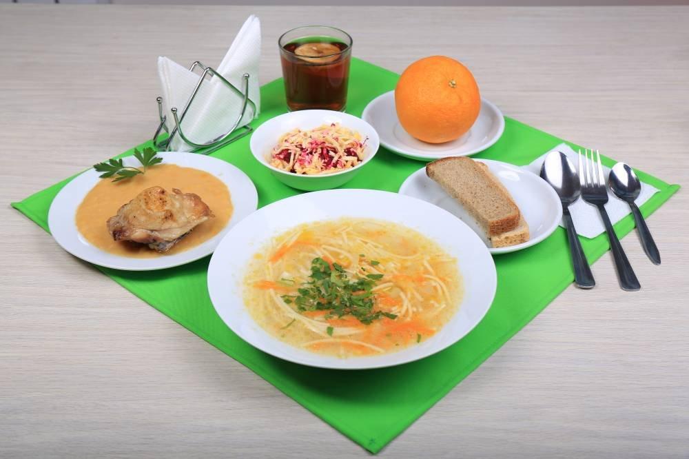 В брянских школах проверили организацию горячего питания в младших классах