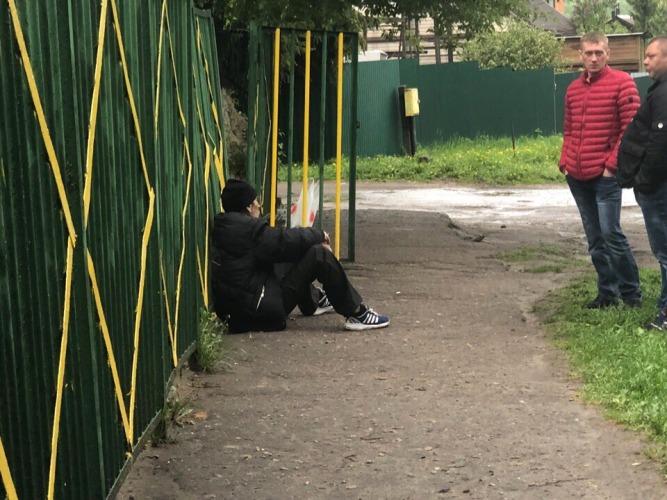 В Брянске прохожие и медики равнодушно отнеслись к больному старику