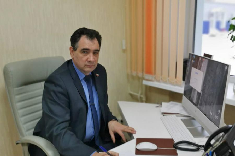 Действующий брянский депутат Сорокин стал гендиректором липецкой энергокомпании
