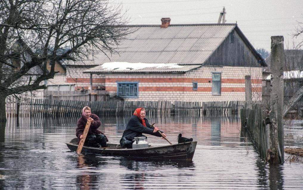 Из-за паводка более 500 брянцев получат пенсию досрочно