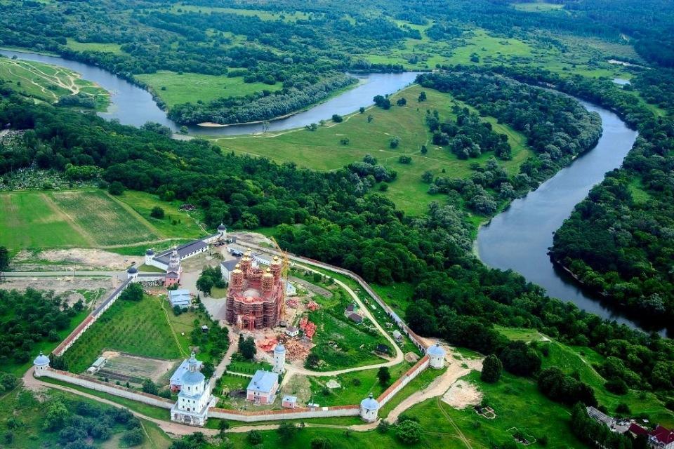 Брянскую реку Десну очистят от донных отложений