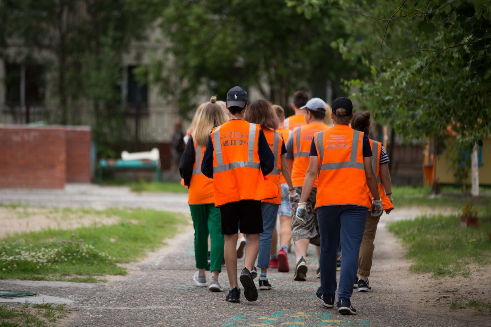 В Брянске на летнее трудоустройство 771 подростка потратят 3,7 млн рублей