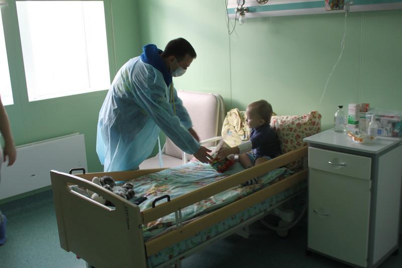 В Брянске в 2022 году возведут хирургический корпус детской областной больницы