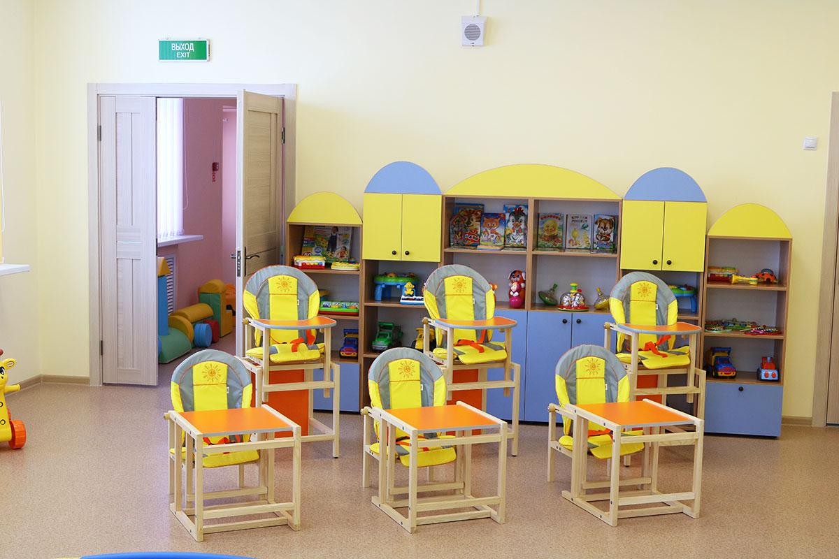 Пристройка к детсаду «Голубые дорожки» на 55 мест заработала в Брянске