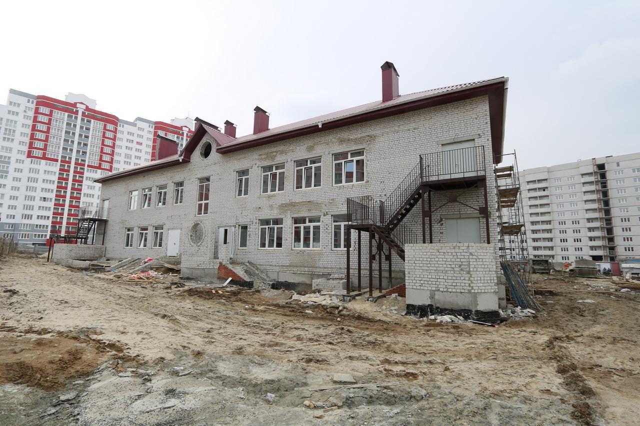 В Брянске новый детсад на Строкина откроется осенью 2021 года
