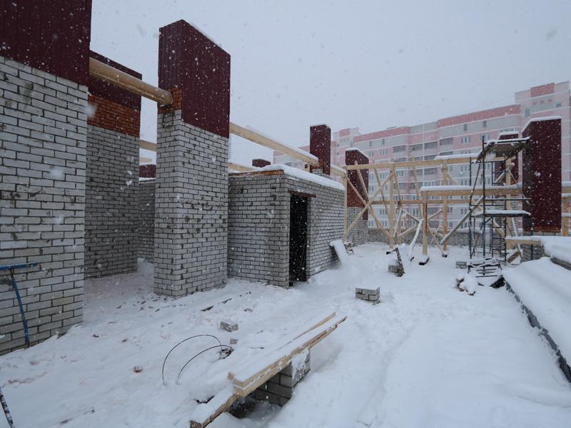 К сентябрю 2021 года в Брянске построят детсад на Строкина