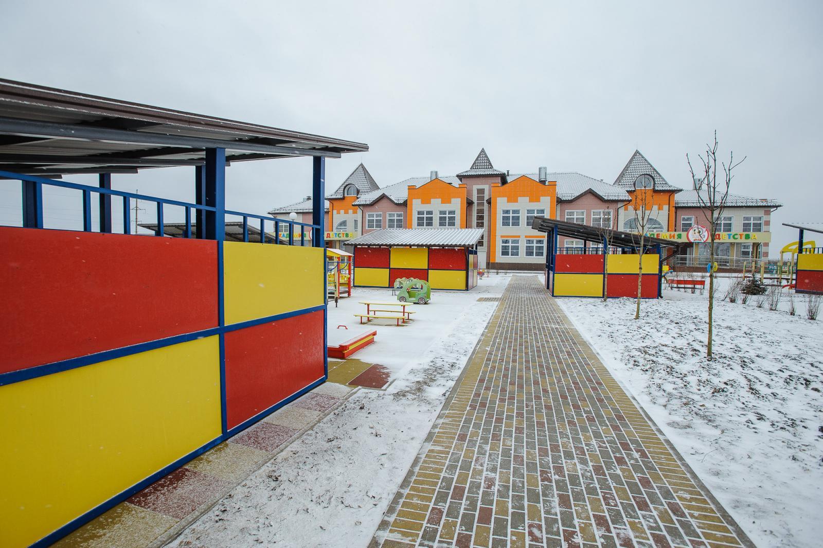 В Суземском районе появится детский сад на 75 мест