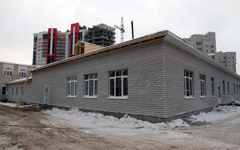 Детский сад в Фокинском районе Брянска обещают сдать к июню