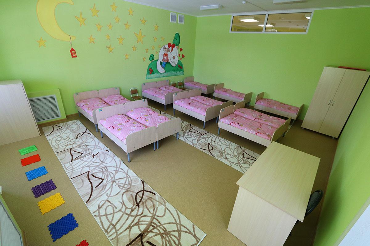 В Брянске состоялось открытие пристройки на 55 мест к детскому саду «Ягодка»